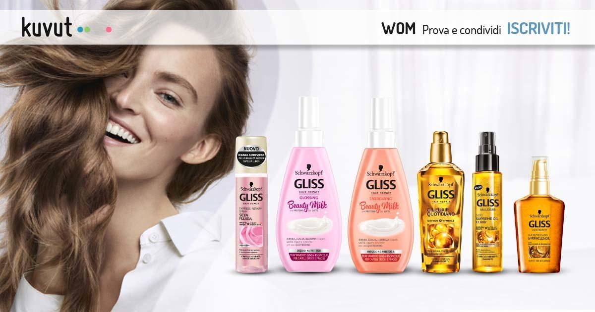 Gliss Beauty Milk